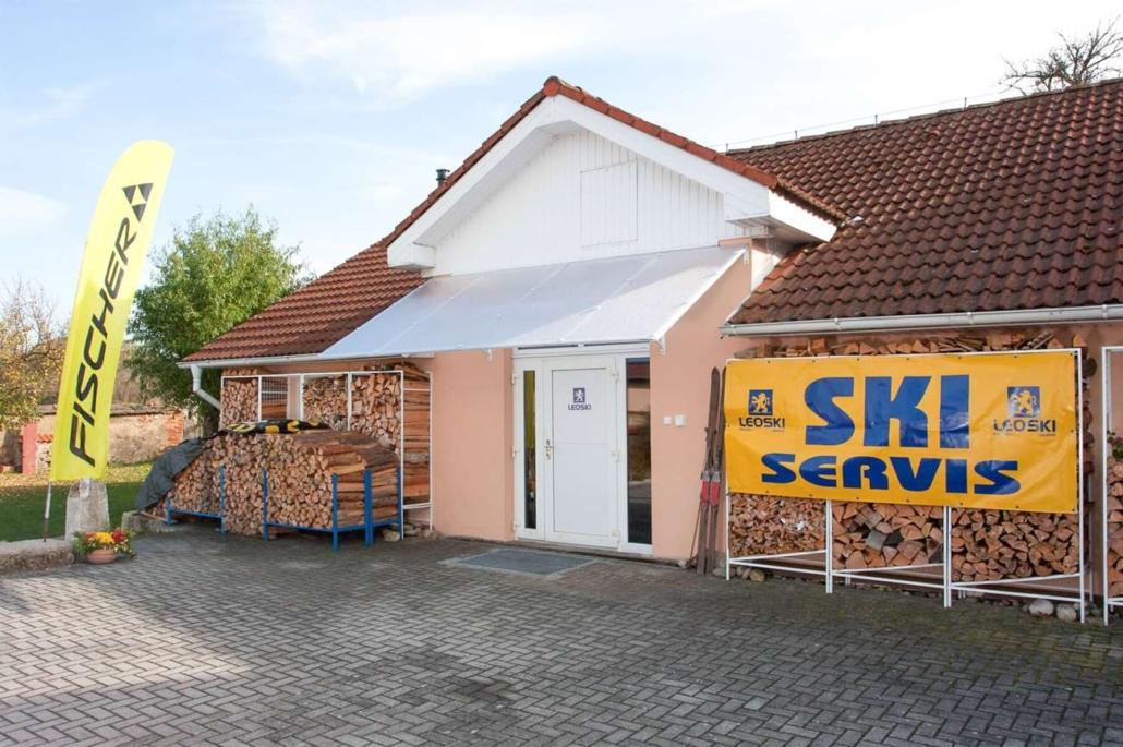 Ski servis LeoSki Kyšice